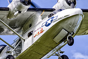 Pby Catalina Posters - PBY Catalina Miss Pick Up Poster by Tim Croton