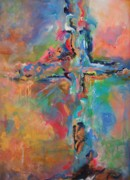 Easter Paintings - Peace Accord by Deb Magelssen