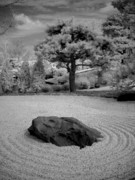 Infrared Art - Peace and Harmony by Jane Linders