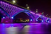 Don Nieman - Peace Bridge LED