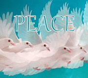 The Creative Minds Art and Photography - Peace Doves