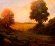Jan Blencowe Paintings - Peace in the Valley by Jan Blencowe