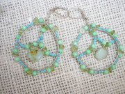 Peace Jewelry - Peace Sign earrings by Maggie McFarland