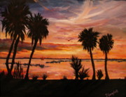 Trish Campbell - Peaceful Sunset