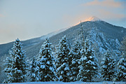 Bob Berwyn Metal Prints - Peak One Metal Print by Bob Berwyn