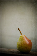 Pear Art Framed Prints - Pear III Framed Print by Alana Ranney