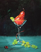 Caron Sue Staney - Pear Martini
