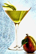 Rianna Stackhouse - Pear Martini