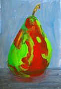Hand Made Art - Pear by Patricia Awapara