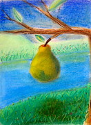 Pear Tree Pastels - Pear Tree by Tiffany Albright
