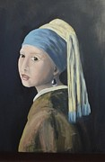 Earring Originals - Pearl Earring by Nicole Berger