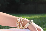 Courtney Hancock - Pearl of India Bangles