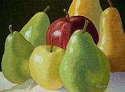Thaw Malin III - Pears And Apples