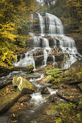 Artist With Camera Framed Prints - Pearsons Falls Framed Print by Joye Ardyn Durham
