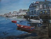 David Poyant - Peaseful Harbor