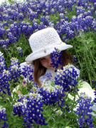 Joy Tudor - Peek-A-Bluebonnet