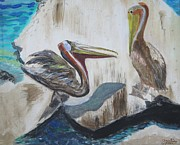 Bully Originals - Pelican Bully by Carolyn Speer