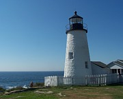 Gordon H Rohrbaugh Jr - Pemaquid Point Lighthouse