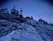 Rod Kaye - Pemaquid Pt. Light