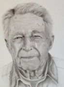 Graphite Drawing Art - Pencil Study by Susan A Becker