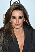 The New York New York Prints - Penelope Cruz At Arrivals For The New Print by Everett