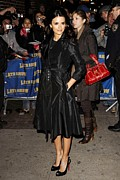 The Late Show With David Letterman Posters - Penelope Cruz At Talk Show Appearance Poster by Everett