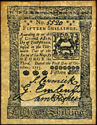 Fifteen Prints - Penn. Banknote, 1773 Print by Granger
