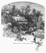 1876 Prints - PENNSYLVANIA: HOUSE, c1876 Print by Granger