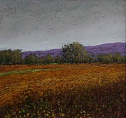 Pennsylvania Pastels - Pennsylvania Late Summer Fields by Bob Richey