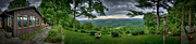 Pennsylvania Art - Pennsylvania Overlook by Williams-Cairns Photography LLC