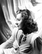 1940s Hairstyles Photos - Penny Serenade, Irene Dunne, 1941 by Everett