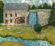 Lynn Babineau - Pepperidge Farm Gristmill
