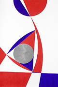 Mathematics Painting Prints - Pepsi Max Print by David Senouf