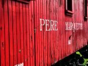 Caboose Photos - Pere Marquette by Scott Hovind