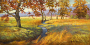 Howe Paintings - Perfect Afternoon by Jonathan Howe