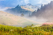 Rhodope Mountains Art - Perfect morning by Evgeni Dinev