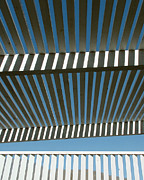 """stan Magnan"" Art - Pergola Bottom by Stan Magnan"
