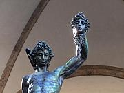 Florence - Perseus and Medusa detail by Edan Chapman