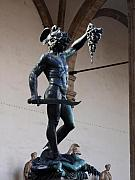 Florence - Perseus and Medusa by Edan Chapman