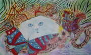 Snake.butterfly Originals - Persian Cat by Sima Amid Wewetzer