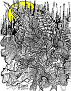 Jon Baldwin  Art - Personally Split