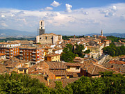 Perugia Italy - 02 Print by Gregory Dyer