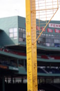 Boston Sox Prints - Peskys Pole Print by Greg DeBeck