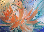 Apricot Originals - Petal the Dancer by Judith Desrosiers