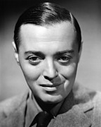 Slicked Back Hair Posters - Peter Lorre, 1938 Poster by Everett