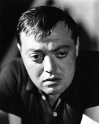 Lorre Posters - Peter Lorre, Ca. Early 1940s Poster by Everett
