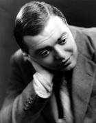 Lorre Posters - Peter Lorre, Photo Dated 1935 Poster by Everett