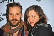 Husband And Wife Framed Prints - Peter Sarsgaard, Maggie Gyllenhaal Framed Print by Everett