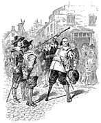 Citizen Prints - Peter Stuyvesant Print by Granger