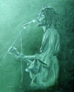Musicians Originals - Peter Tosh 1 by Michael Morgan